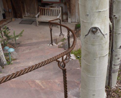 Garden rail
